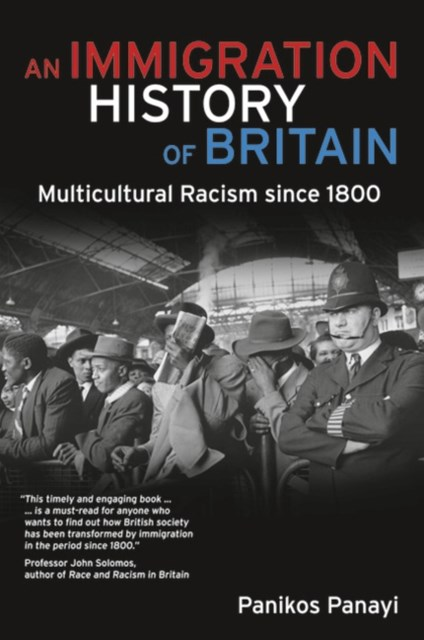 An Immigration History of Britain