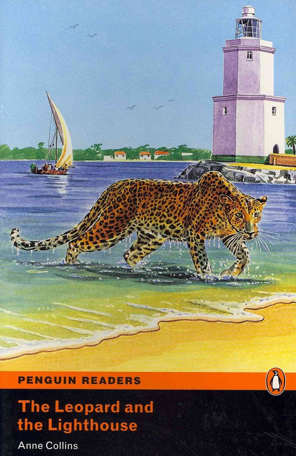 Leopard and the Lighthouse