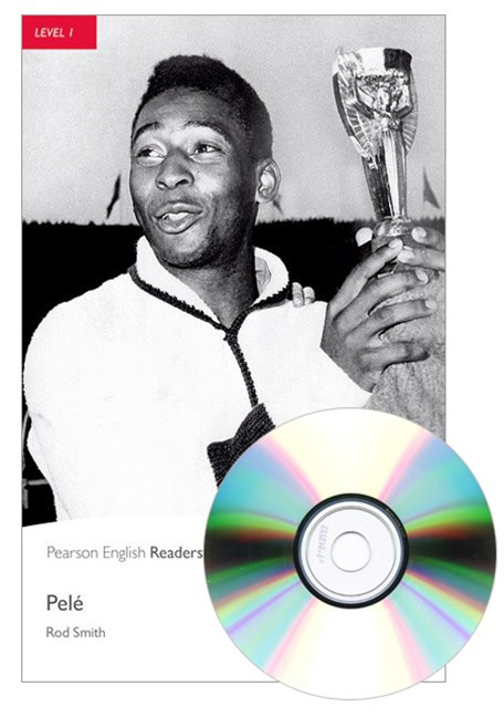 Pearson English Readers Level 1: Pele (Book + CD)