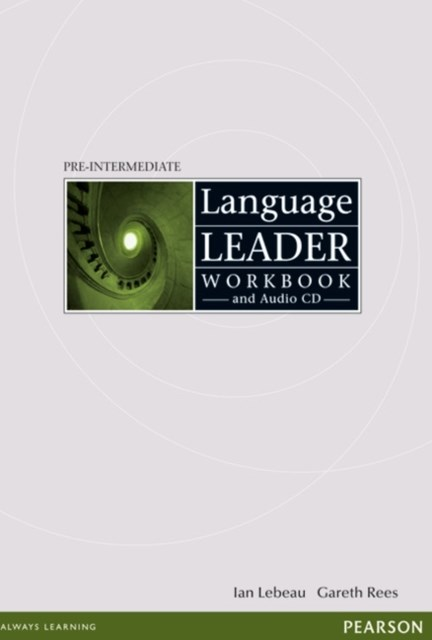 Language Leader: Pre-Intermediate Workbook without Key and Audio CD Pack