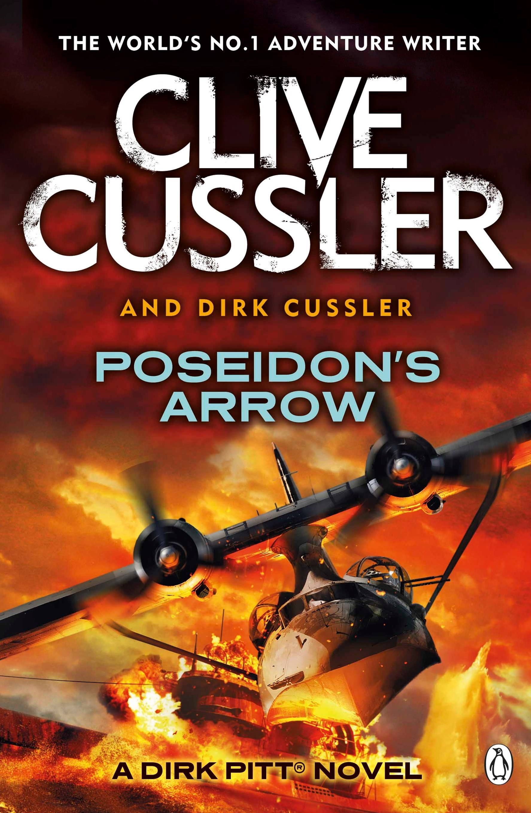Poseidon's Arrow: A Dirk Pitt Novel