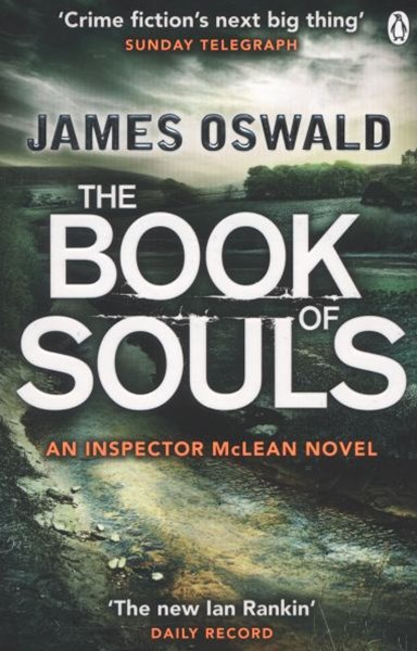 The Book Of Souls: An Inspector Mclean Novel