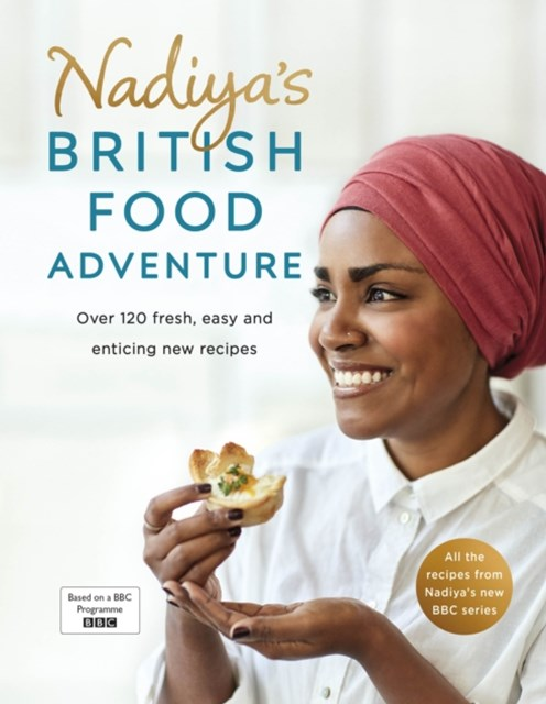 (ebook) Nadiya's British Food Adventure