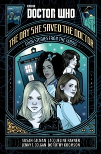 (ebook) Doctor Who: The Day She Saved the Doctor - Children's Fiction Intermediate (5-7)