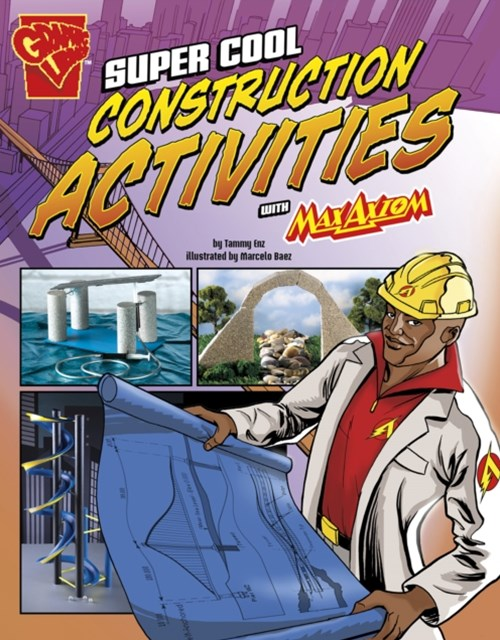 (ebook) Super Cool Construction Activities with Max Axiom