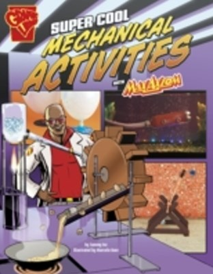 (ebook) Super Cool Mechanical Activities with Max Axiom
