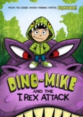 (ebook) Dino-Mike and the T. Rex Attack