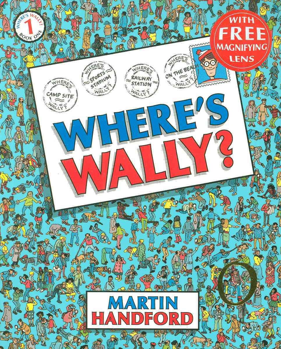 Where's Wally? Mini Edition