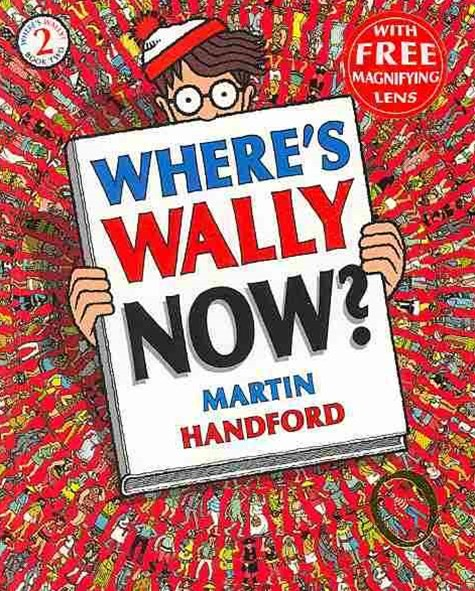 Where's Wally Now? Mini Edition