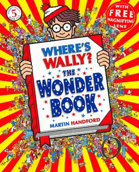 Where's Wally? Wonder Book Mini Edition