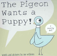 Dymocks pigeon wants a puppy by mo willems pigeon wants a puppy fandeluxe Choice Image