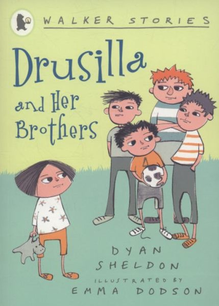 Drusilla And Her Brothers: Walker Stories