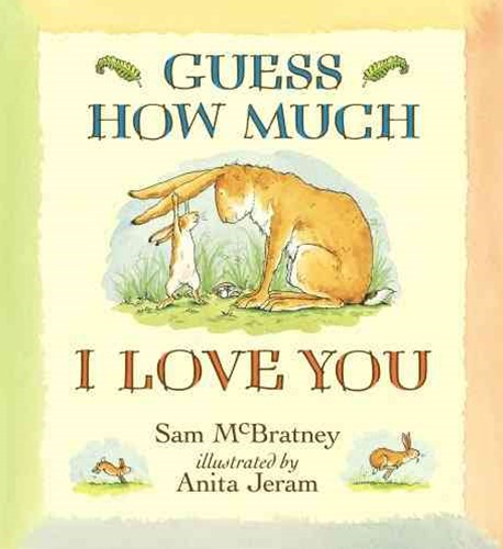 Guess How Much I Love You Big Book