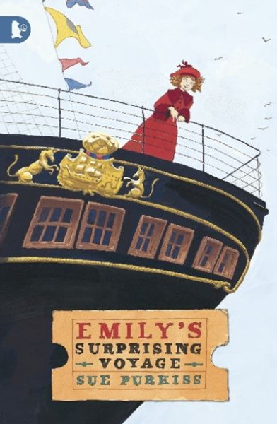 Emily's Surprising Voyage: Racing Reads