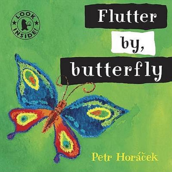 Flutter By, Butterfly Board Book