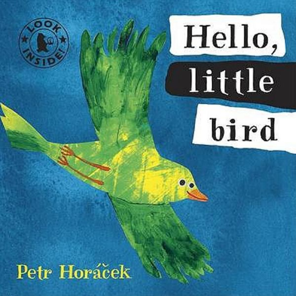 Hello, Little Bird Board Book