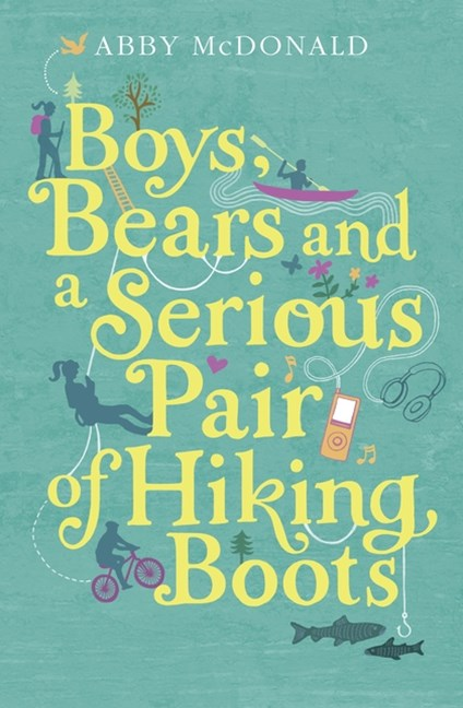 Boys, Bears And A Serious Pair Of Hiking