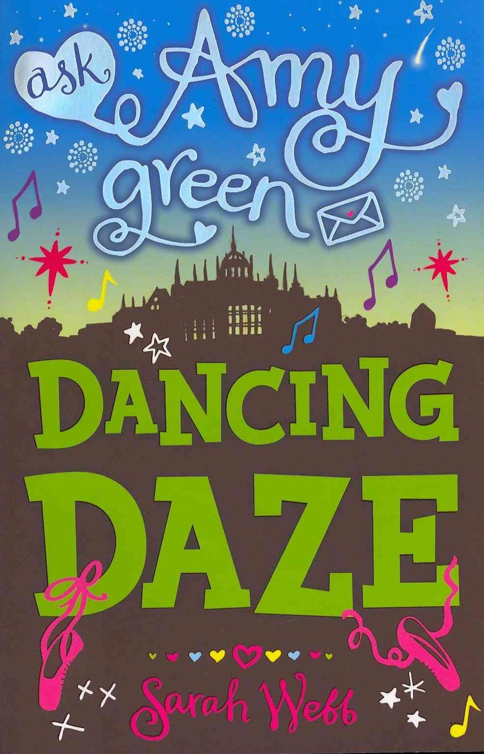 Ask Amy Green Bk 5: Dancing Daze