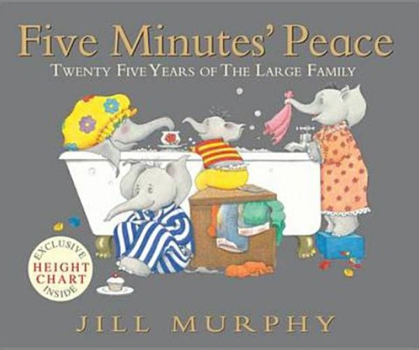 Five Minutes Peace 25th Anniversary Edit