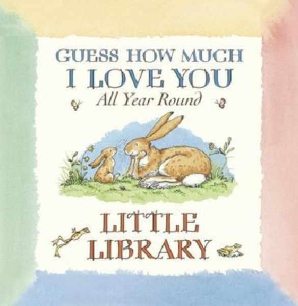 Ghmily All Year Round: Little Library