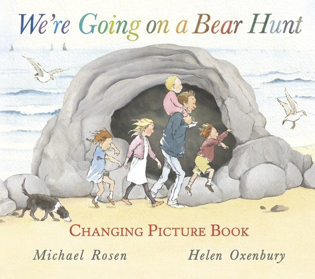 We're Going on a Bear Hunt- Changing Picture Edition