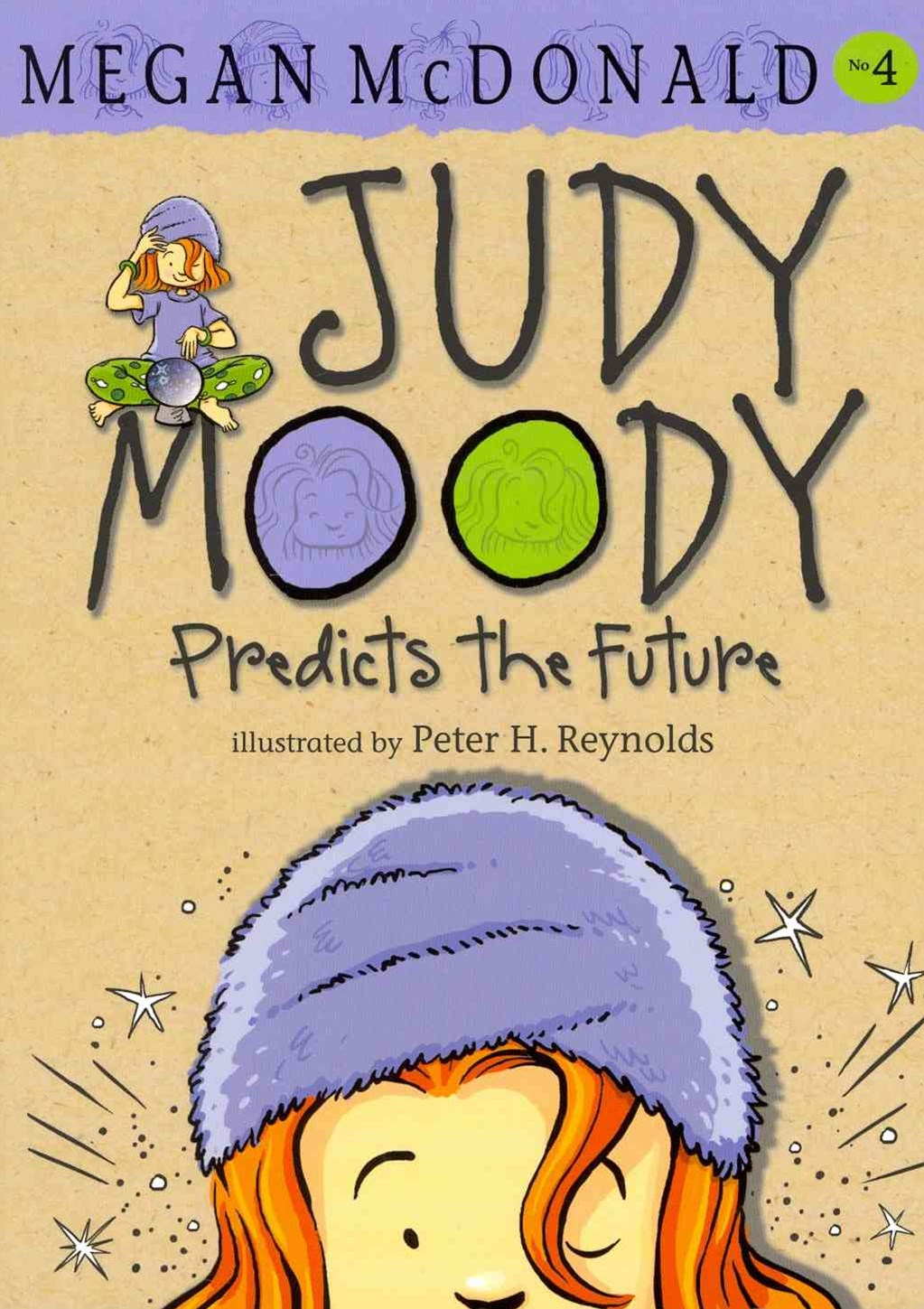 JUDY MOODY BK 4 PREDICTS THE FUTURE
