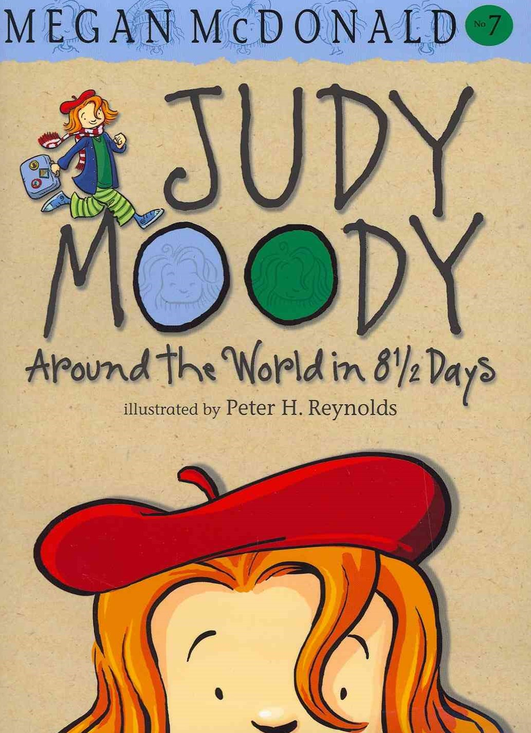 Judy Moody Book 7 Around the World in 8 1/2 Days