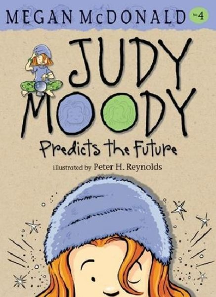 Jm Bk 4: Judy Moody Predicts The Future