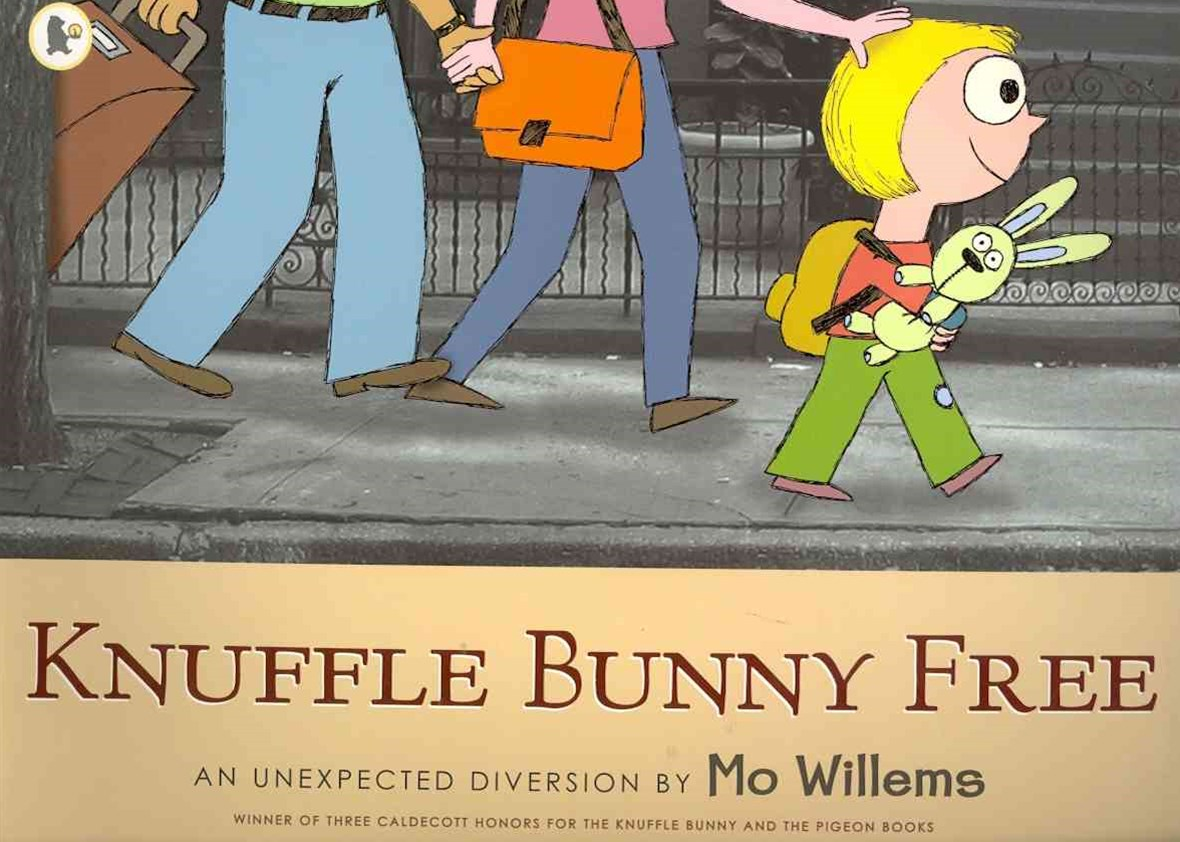 Knuffle Bunny Free: An Unexpected Divers