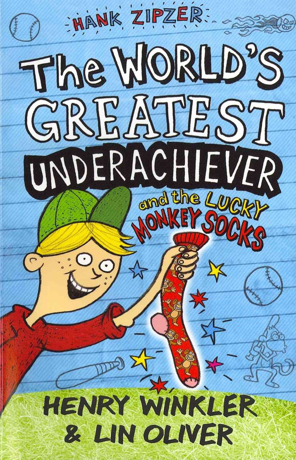Hank Zipzer 4: The World's Greatest Underachiever and the Lucky Monkey Socks