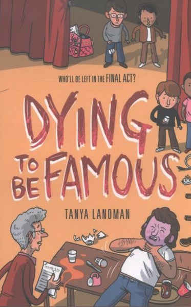 Murder Mysteries 3: Dying to be Famous