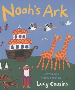 Noah's Ark by Lucy Cousins (9781406345001) - PaperBack - Children's Fiction Early Readers (0-4)