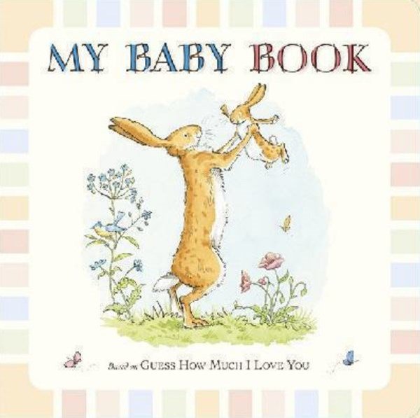 Guess How Much I Love You: My Baby Book