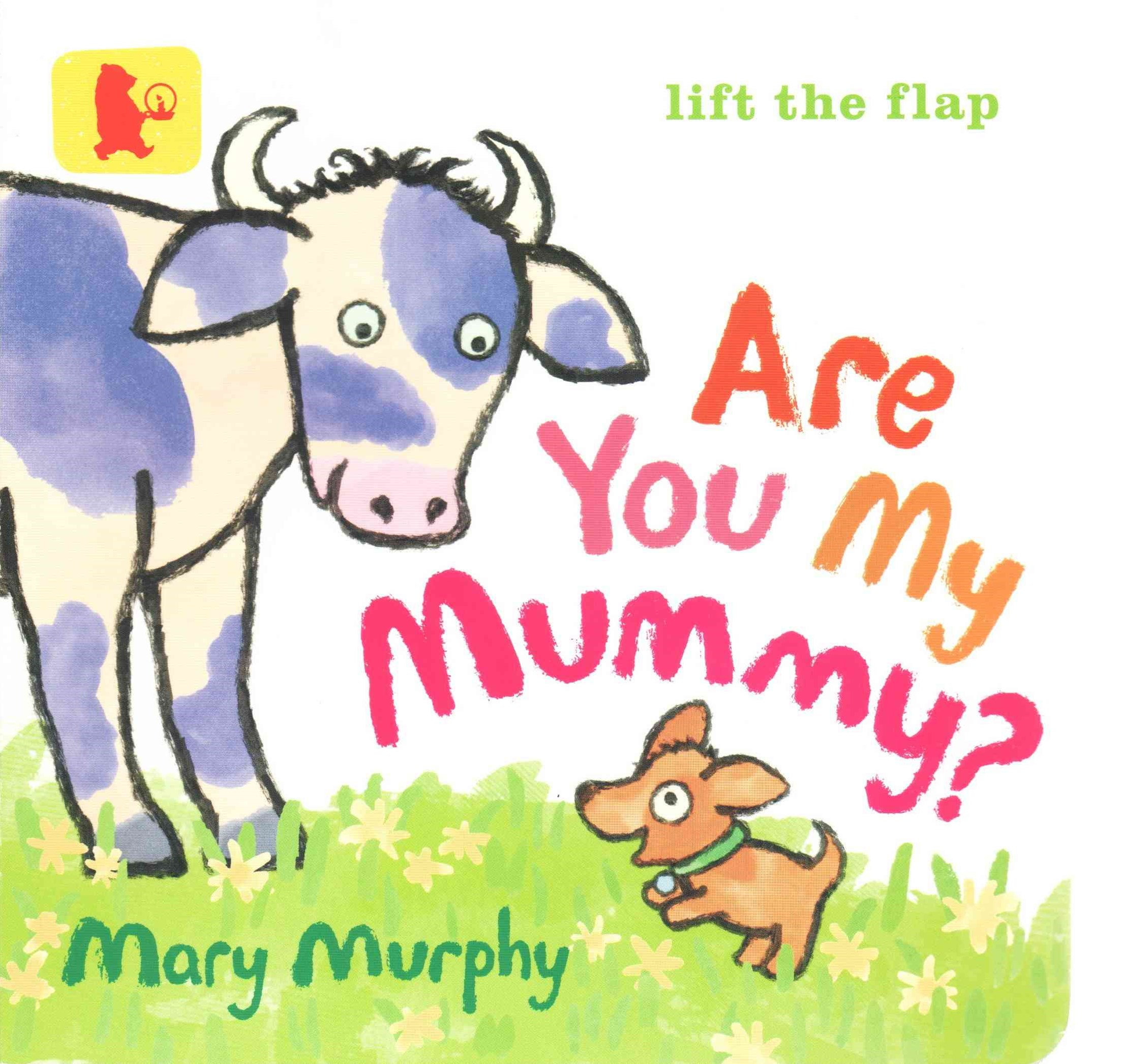 Are You My Mummy? Board Book