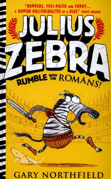 Julius Zebra Book 1: Rumble with the Romans!