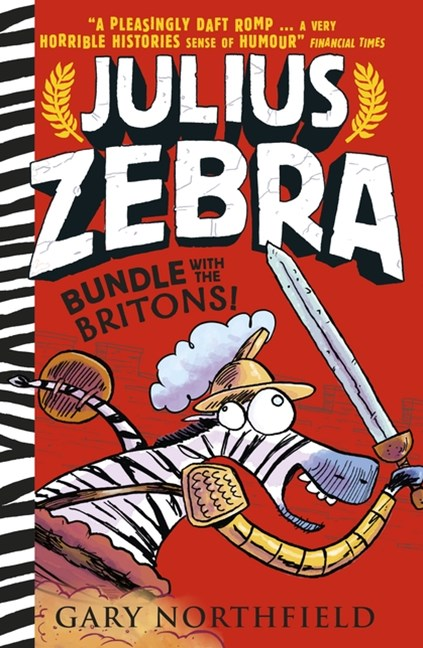 Julius Zebra Book 2: Bundle with the Britons