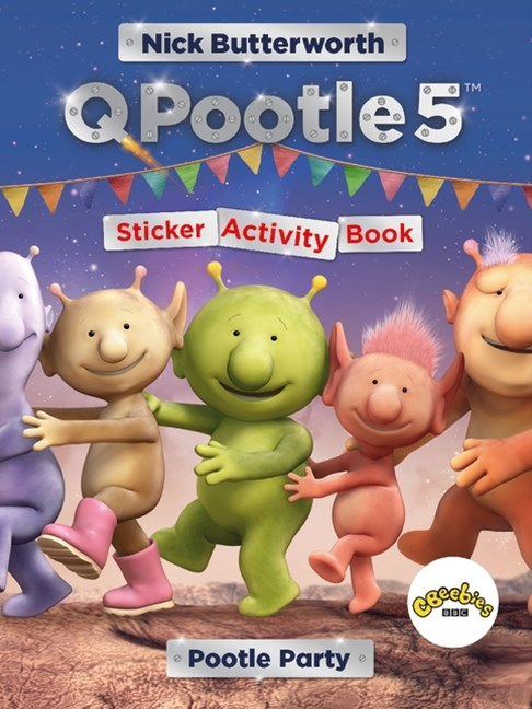 Q Pootle 5: Pootle Party Sticker Activity Book