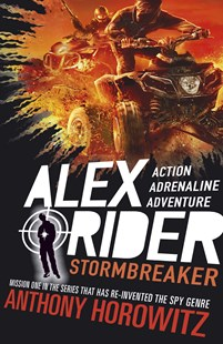 Alex Rider Bk 1: Stormbreaker by Anthony Horowitz (9781406360196) - PaperBack - Children's Fiction Older Readers (8-10)