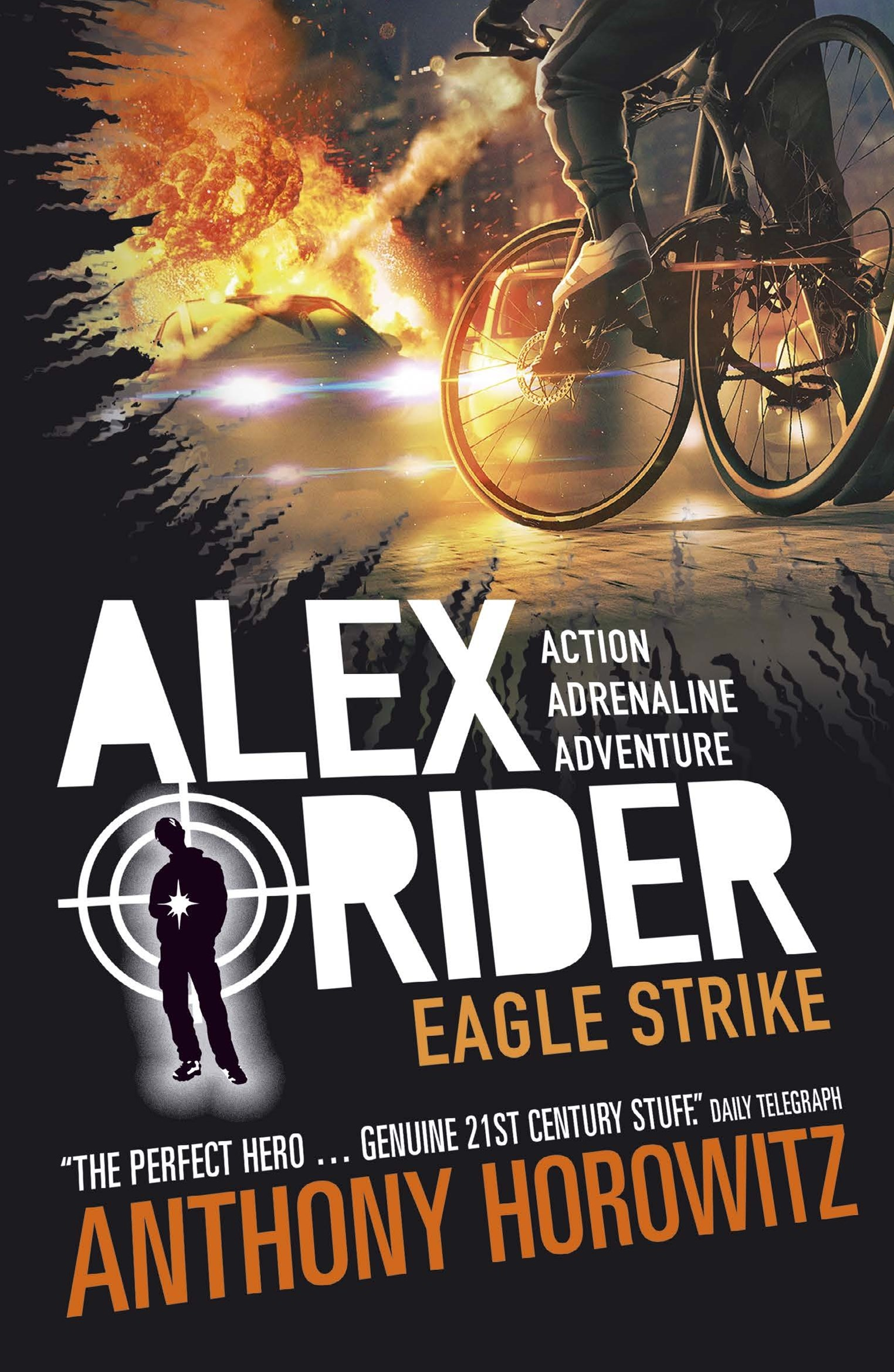 Alex Rider Bk 4: Eagle Strike