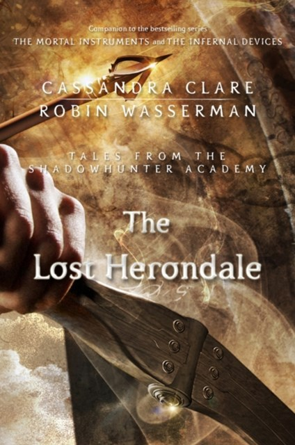(ebook) Lost Herondale (Tales from the Shadowhunter Academy 2)