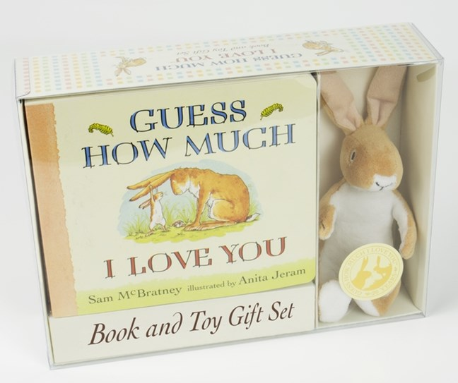 Guess How Much I Love You: Board & Plush Set