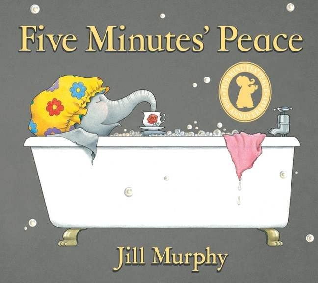 Five Minutes' Peace Board Book