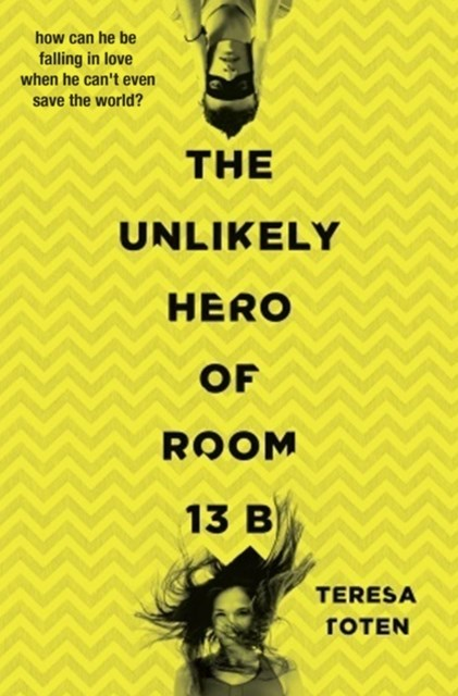 (ebook) Unlikely Hero of Room 13B