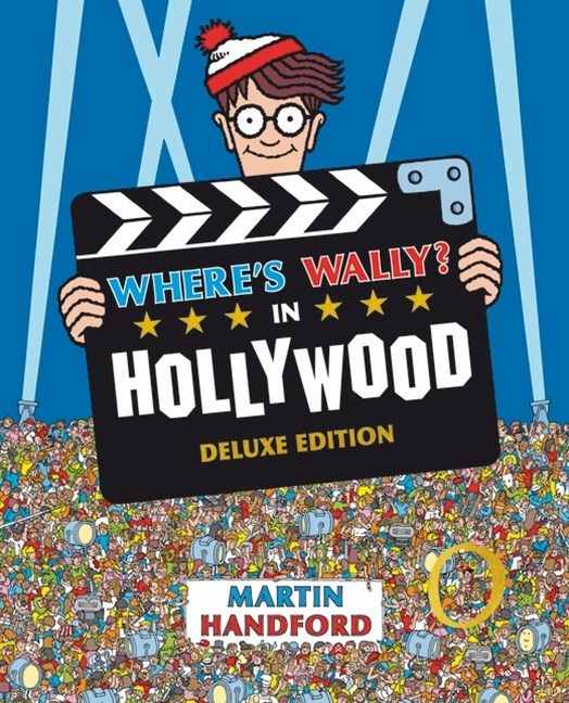 Where's Wally? in Hollywood Deluxe Edition