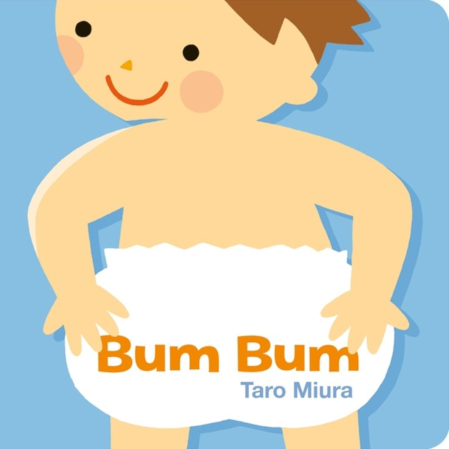 Bum, Bum Board Book