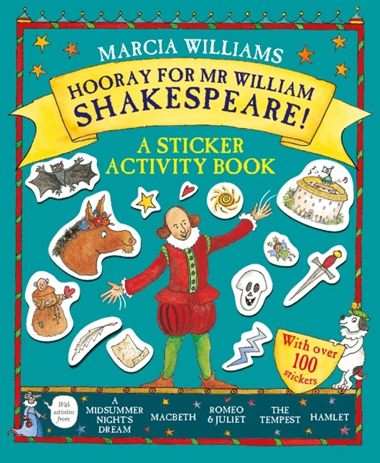 Hooray for Mr William Shakespeare Activity Book