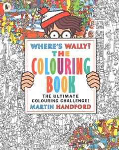 The Colouring Book Where