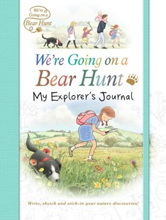 We're Going on a Bear Hunt: My Explorer's Journal by Anonymous (9781406375961) - PaperBack - Non-Fiction Art & Activity