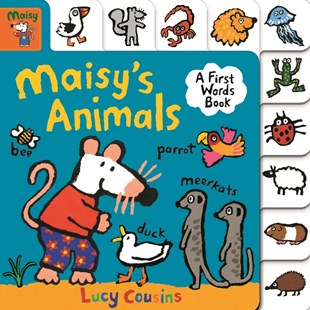 Maisy'S Animals: A First Words Book - Children's Fiction