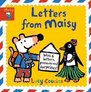 Letters From Maisy by Lucy Cousins (9781406389319) - HardCover - Non-Fiction Animals